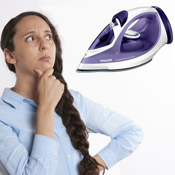 5 things to consider when buying a steam iron